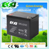 Batería solar profunda de la batería 12V 75ah del AGM del ciclo