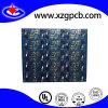 金張りおよび青いSoldermaskの多層PCB