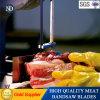 Лезвия ленточнопильного станка режущих инструментов еды для используемого вырезывания кухни индустрии