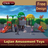 Approuvé TUV Grande Fun Enfants Équipement extérieur Aire de jeux pour le parc (X12188-3)