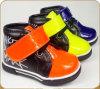 Neue Entwurfs-Form-preiswertere Veloursleder-Kind-Aufladungen