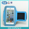 Práctica Teléfono TPU caja del teléfono del brazal de móvil para el iPhone 5