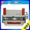 Ferramenta de dobramento de chapa metálica rápida automática Programm de CNC automática, máquina de dobramento de mão, máquina de dobra de seção (série WE67K)