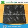 黒いレジ係の版のスリップ防止ゴム製マット