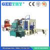 Machine de fabrication de brique semi automatique de Qt4-20c