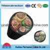 Cable del PVC, cable y alambre de transmisión de la cuerda 0.6/1kv del cable eléctrico