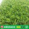 Césped artificial de la forma natural superior del verde U (AMUT327-40D)