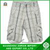 Cargo Short Pants di 100%Cotton Men per Casual Sport (2010-37)
