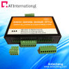 Contatos secos do dispositivo 8 de controle remoto do alerta do sistema de Q26 G/M RTU e 8 saídas do relé de Drivable e entrada de 4 anúncios