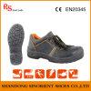 Химически упорные черные ботинки безопасности Snb1914 носорога