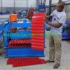 색깔 기계를 형성하는 강철 파 지붕 위원회 롤