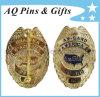 La policía militar del metal de la alta calidad Badge en el mejor 3D graba (badge-037)