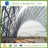 Fabricación de la estructura de acero de la soldadura y hojas de acero del revestimiento bien