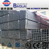 Rectangular Steel Pipe 기계 적이고 Structural
