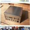 Kundenspezifische Stahlkasten-Blech-Herstellungs-Teile