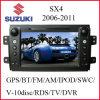 영상 Recorde (K-9801)를 가진 Sx4를 위한 차 항해 체계