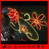 3D Motif Rope Flower Christmas와 Festival Decoration Lights