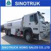 Caminhão de petroleiro do petróleo, caminhões de combustível de 336HP HOWO 6X4 na venda