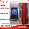 Affissione a cristalli liquidi Display di Veto Waterproof Fullcolor Touch Screen Outdoor di 55 pollici a Shenzhen