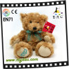 Longs ours de Brown de fourrure de peluche