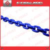 G100 / G80 Alloy Steel Lifting Link Chains 10mm para elevação do elevador