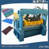 Шаг плиткой холодной роликогибочная машина изготовлена в Китае