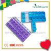 7ая-суточн пластичная коробка пилюльки (PH1422)