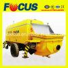 Stationary Concrete Pump Concrete Pumpingのための電気およびDiesel