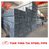 Pre-Galvanized Square Steel Pipe 38*38mm