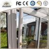 De de nieuwe Plastic Schuine stand van de Glasvezel van de Prijs van de Fabriek van de Manier Goedkope en Deur van de Draai met binnen Grill