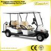 carro de golf eléctrico de Seater del motor 6 de la C.C. 48V