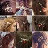 De multi Klemmen van de Klem van het Haar van de Haarspeld van Ontwerpen Gouden Zilveren