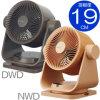 3 in 1 Ventilator van de Desktop, CirculatieVentilator, de Verspreider van het Aroma