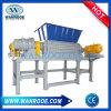 Trinciatrice di plastica dell'asta cilindrica di Pnss doppia per il riciclaggio della gomma del documento di legno di metallo