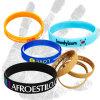 Silikon-Armband-Gummihandgelenk-Band-Form-Mehrfarbenhandring-Hersteller-Kundenbezogenheit