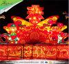 Lantaarn van de Zijde van de Lantaarn van Kawah de Waterdichte Chinese Festival Gebruikte