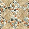 Mattonelle rustiche di ceramica delle mattonelle di pavimento delle mattonelle di pietra antisdrucciolevoli di sguardo