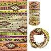 Fascia Sporting di riciclaggio multifunzionale del collo di Headwear della sciarpa
