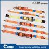 Todos os tipo 100% de tecido de poliéster Ratchet amarrar as correias com catraca correias de retenção da carga infinitas