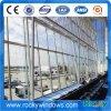 Parete divisoria di vetro nascosta ed esposta della fabbrica cinese