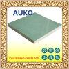 Thickness a prueba de humedad 9m m Gypsum Board