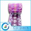Pet personalizado una capa de color de impresión de film para embalaje de dulces