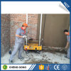 Macchina intonacante concreta del cemento automatico della macchina della pittura di parete