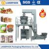 Plein de pesage automatique les écrous de petits bonbons haricots de riz de tournesol Graines de maïs soufflé Machine d'emballage de copeaux