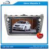 8 navegación del coche DVD GPS de la pulgada HD para nueva Mazda 6 (z-2986)