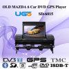 Viejo Mazda 6 jugador SD-6015 del coche DVD GPS de HUGO
