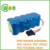 Batería para Nihon Kohden Tec-7431, Tec-7531, Tec-7631c, Tec-7621c