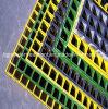Acoplamiento de la fibra de vidrio de GRP que ralla completamente para el dren que ralla la reja de Covers/FRP