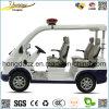 4 Sitzelektrisches Auto für Polizei mit Warnungs-Lampe