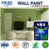 Peinture intérieure à base d'eau lisse de mur d'émulsion de Hualong